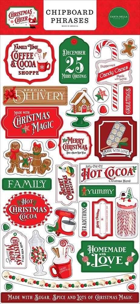 Carta Bella Christmas Cheer MEGA Bundle