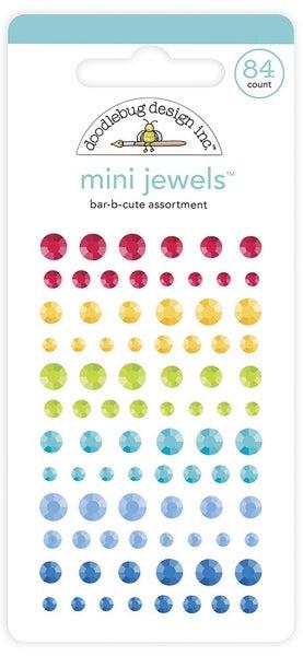 Doodlebug Bar-B-Cute Mini Jewels