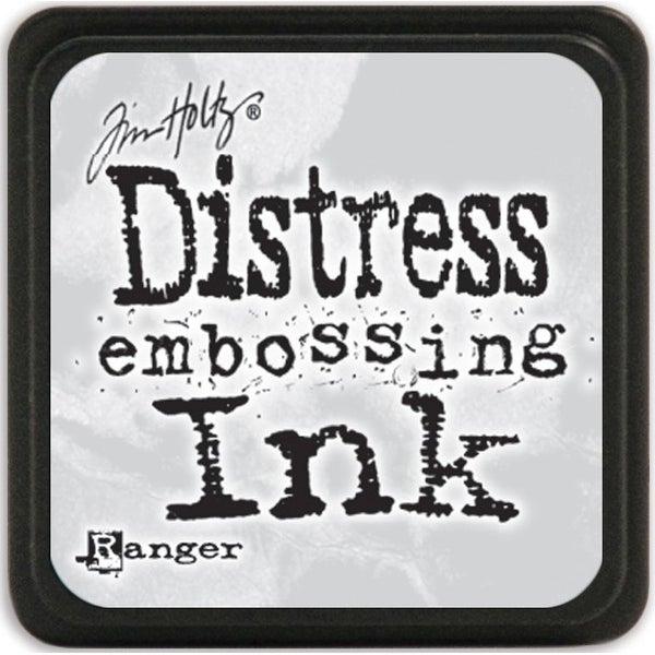 "Ranger Tim Holtz Distress Embossing Ink Mini 1"" Pad"