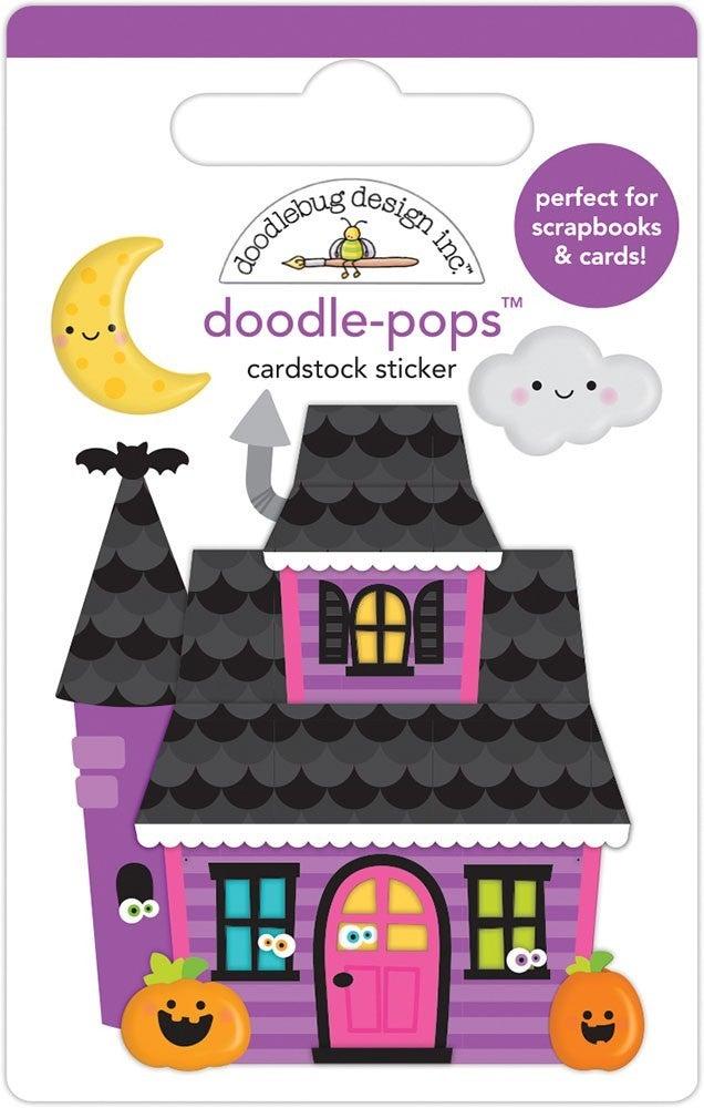 Doodlebug Design - Happy Haunting  Doodle-Pops - Happy Haunting