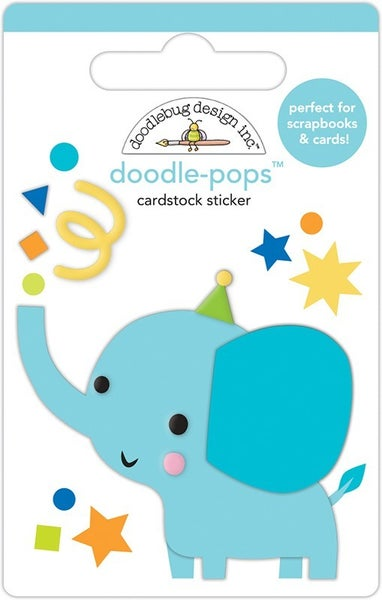 Doodlebug Design Party Time Doodle-Pops- Tons Of Fun