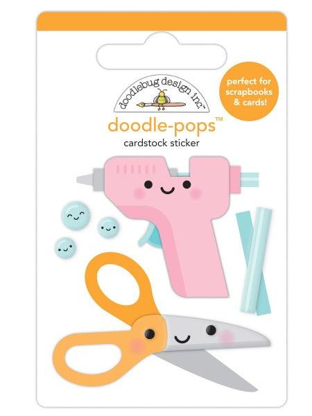 Doodlebug Design  Cute & Crafty - Doodle-Pops - Cute and Crafty