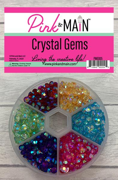 Pink & Main Crystal Gems