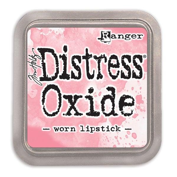 Tim Holtz Worn Lipstick Distress Oxide Ink Pad