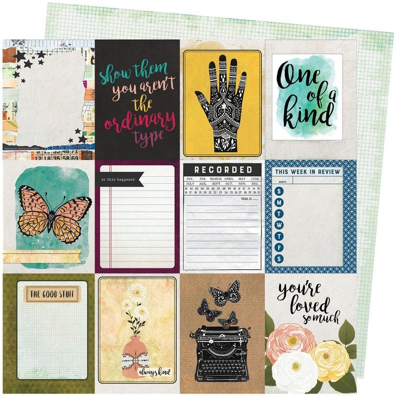 Vicki Boutin Storyteller 12 Paper Lot