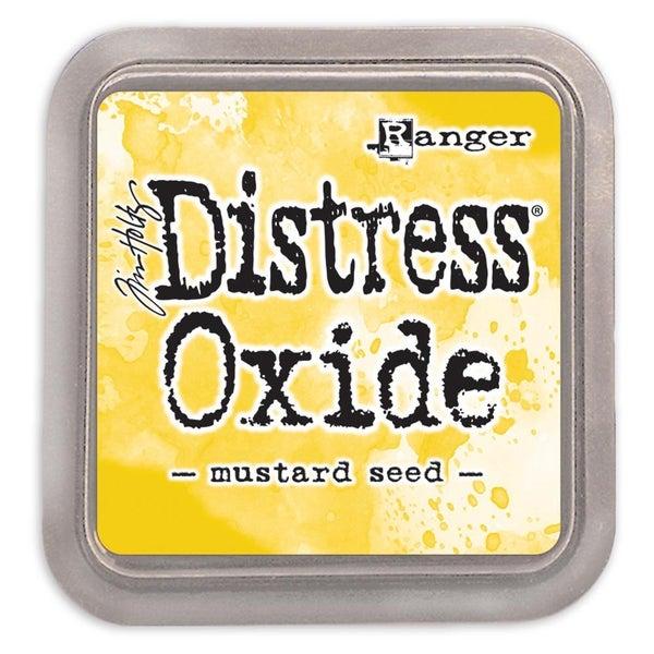 Tim Holtz Mustard Seed Distress Oxide Ink Pad