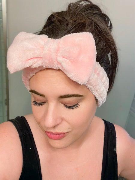 Polly Spa Make-up Headband