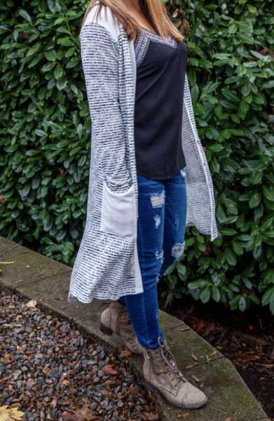 The Carly Cardigan with Pockets