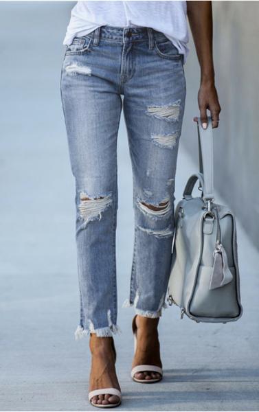 The Tara Jeans