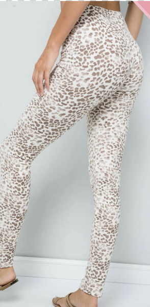 The Dakota Plus Size Leggings