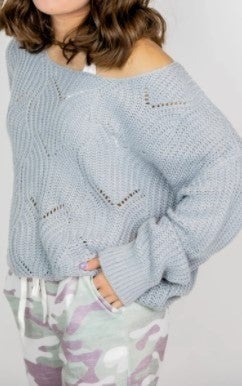 The Abby Sweater *more colors available*