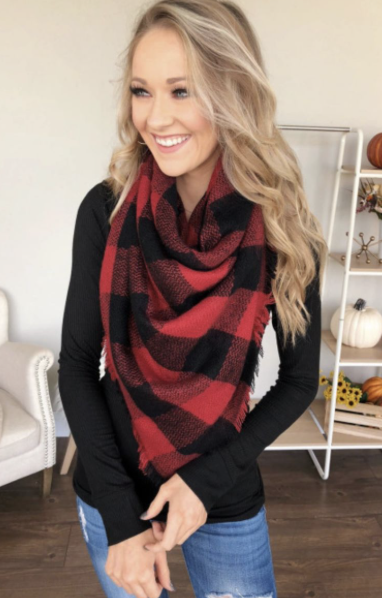 The Emerson Scarf