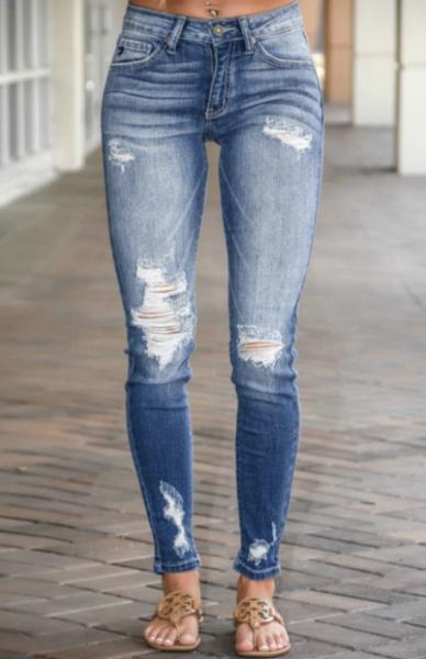 The Violet Jeans