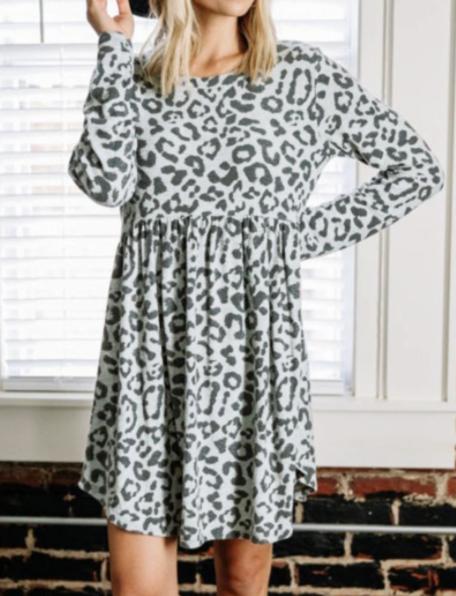 The Paige Mini Dress