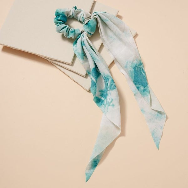 Tie Dye Scarf Pony *more colors available*