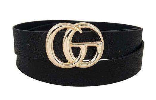 Plus Size Designer Inspired Belt