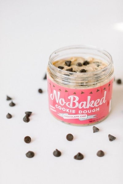 NoBaked Cookie Dough