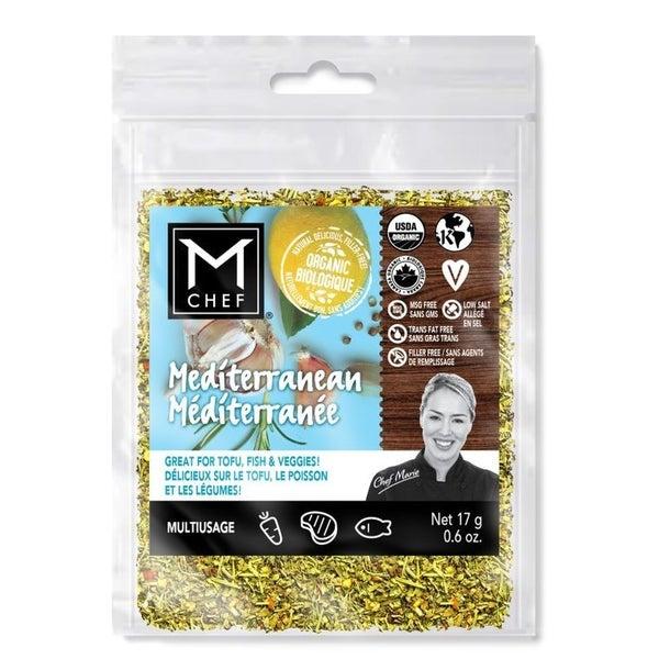 Organic MChef Mediterranean Herbs