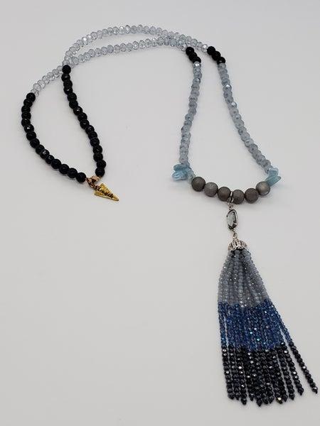 Erimish Tassel Necklace