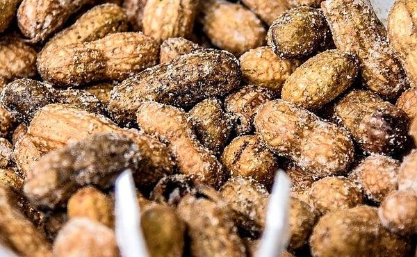 Deep Fried Peanuts
