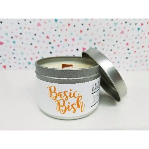 Basic Bish Candle