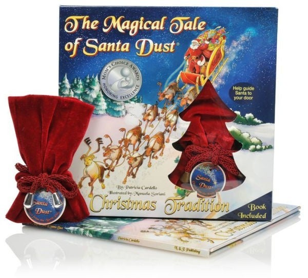 The Magical Tale of Santa Dust- A Christmas Tradition