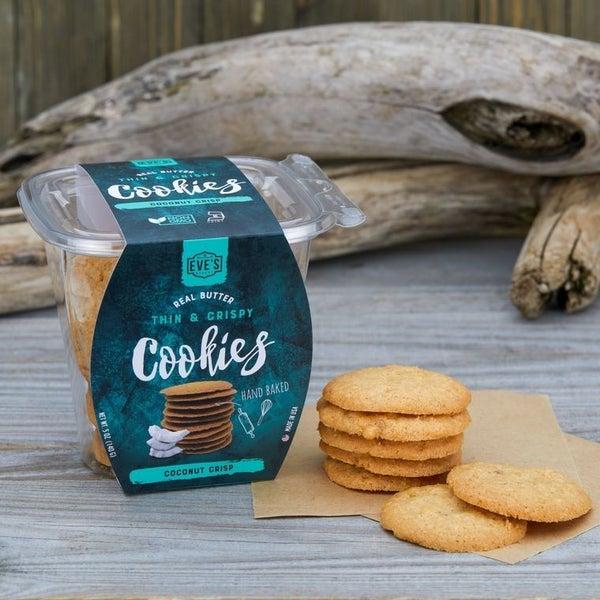 Thin Crispy Cookies