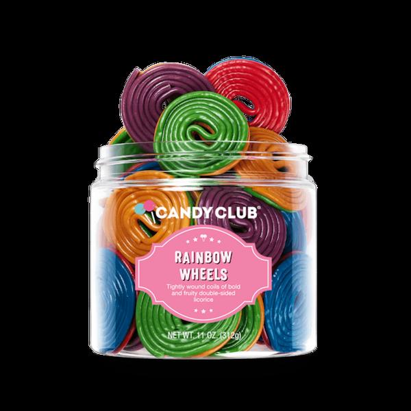 Rainbow Wheels