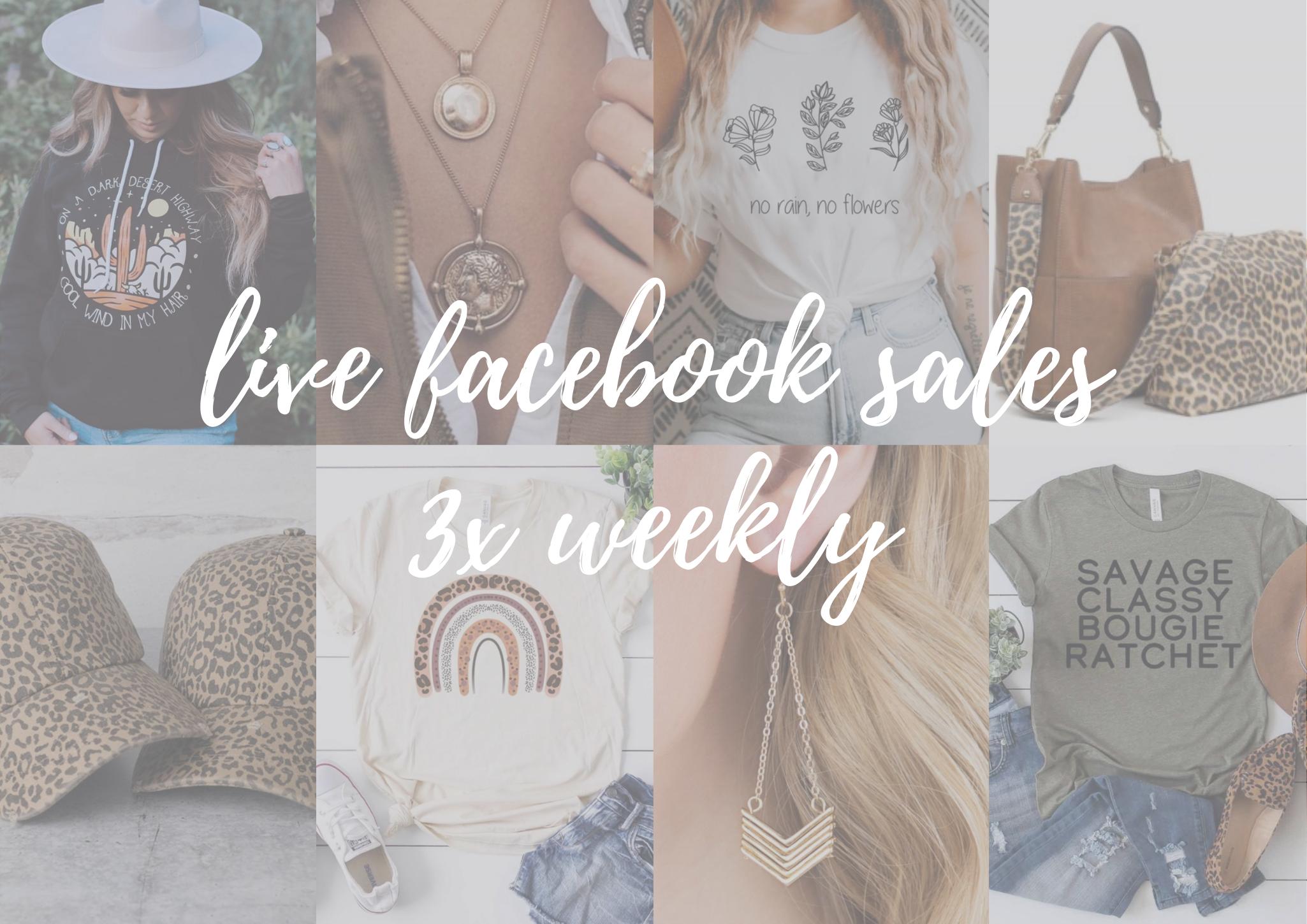 Live Sales