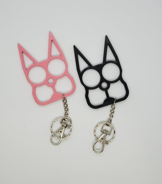 Stay Safe with Kitty Keychain / Self Defense