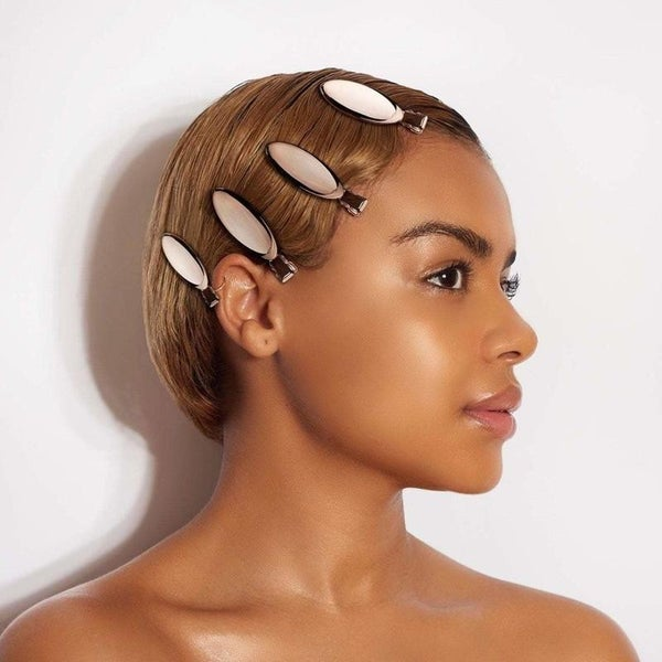 Rose Gold Creaseless Clips