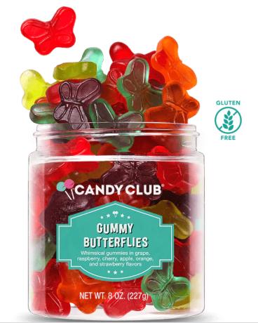 Gluten Free Gummy Butterflies