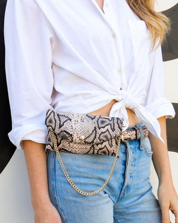 Convertible Belt Bag