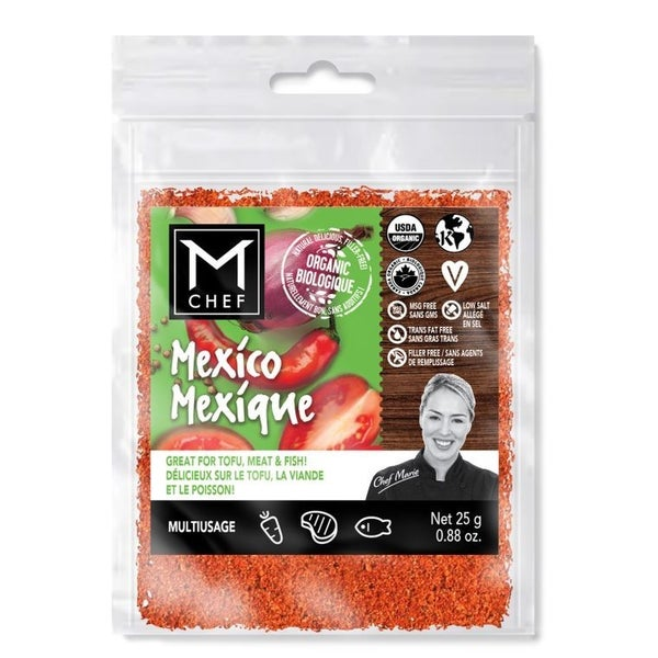 Organic MChef Mexico Herbs