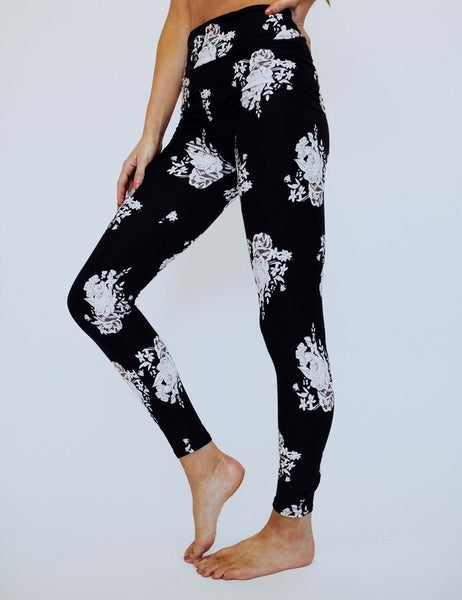 Floral Leggings