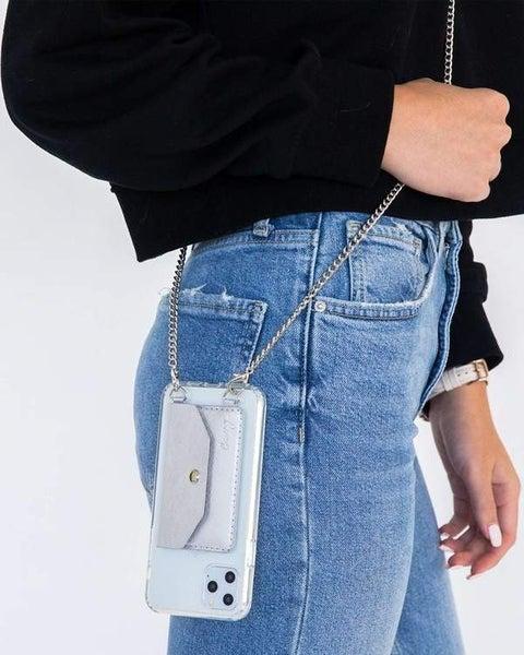 Crossbody Phone Wallet