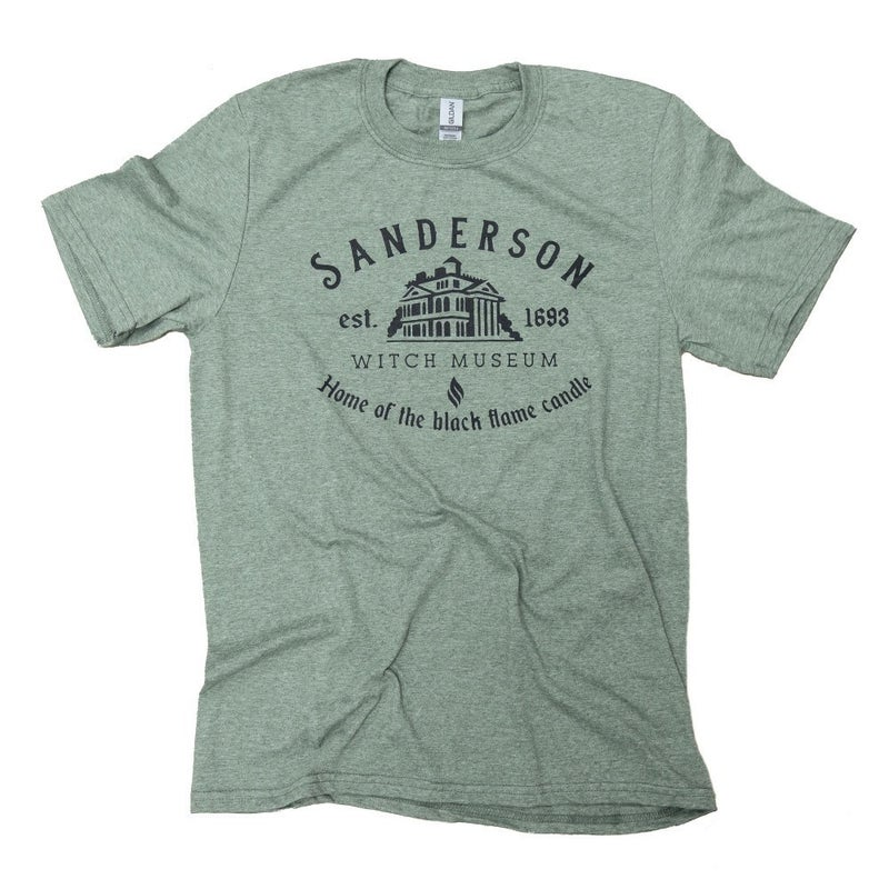 Sanderson Witch Museum Graphic Tee