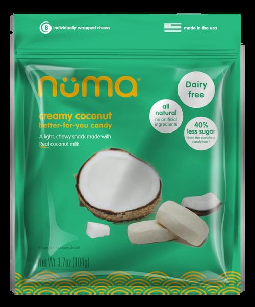 Creamy Soft Coconut Candy