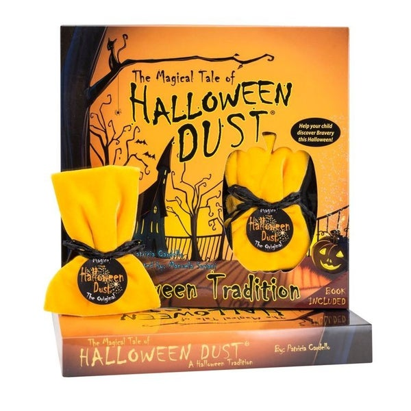The Magical Tale of Halloween Dust - A Halloween Tradition