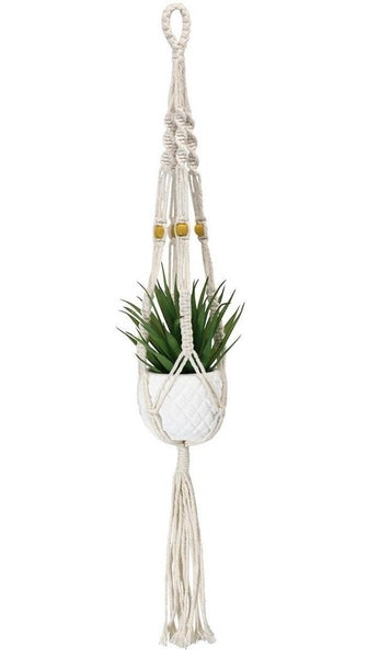 Pineapple Macrame