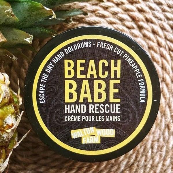 Beach Babe Hand Rescue