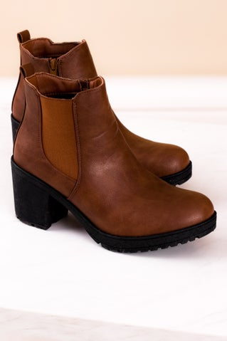Brown Eyed Girl Bootie