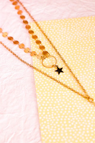 One Bright Star Necklace