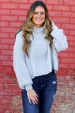 Be My Light Chenille Sweater