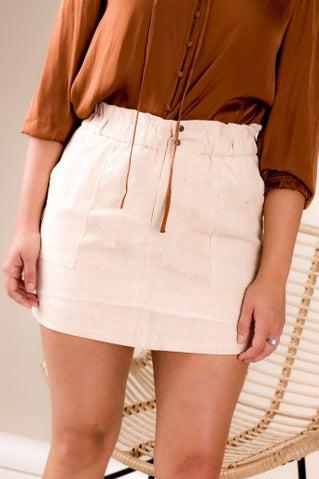 Wondering Why Skirt
