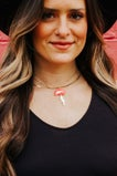 Pucker Up Necklace