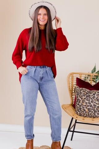 Circle Up Sweater