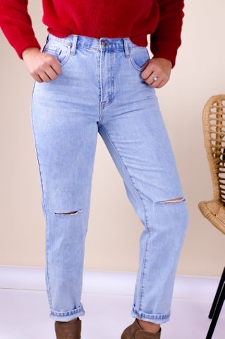 Wild Angel Tapered Jeans