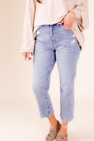 Just For The Frill Of It Jeans