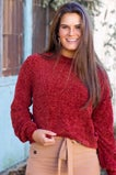 Day Dreaming Chenille Sweater